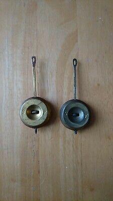 American clock Parts - Pendulums