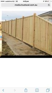 New Timber or Colour bond Fences, and chain wire, call  0 Denistone Ryde Area Preview