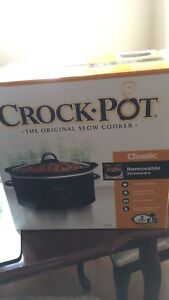 Crock pot new in box
