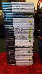 Playstation 2 PS2 Games Panania Bankstown Area Preview