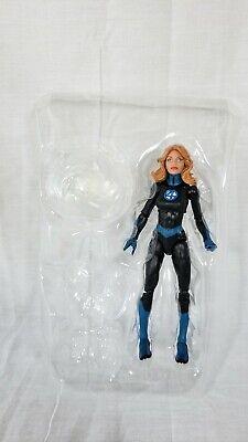 Marvel Legends Fantastic Four 4 Invisible Woman Figure (Super Skrull BAF)