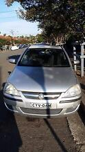 Holden barina 2004 sxi Dulwich Hill Marrickville Area Preview