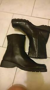 Brand new Genuine leather boots Cabramatta Fairfield Area Preview