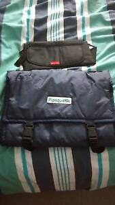 2 assorted baby change mats Durack Palmerston Area Preview