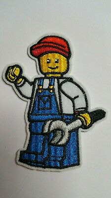 Bügelbild Transferfolie Hotfix Superhelden Lego Ninja Ninjago 298