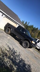 2002 f150 lifted