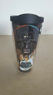 Tervis - Star Wars Classic Wrap Tumbler with Lid, 24oz Tervis Wrap