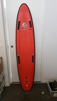 Red foam nipper board