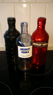 Behringer ultrabass head cabinet and tuner guitars amps limited edition absolut vodka bottles fandeluxe Image collections
