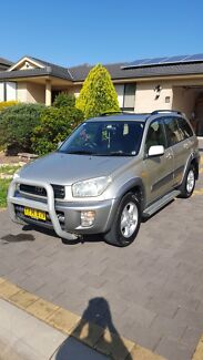 Toyota Rav4 Cruiser Campbelltown Campbelltown Area Preview