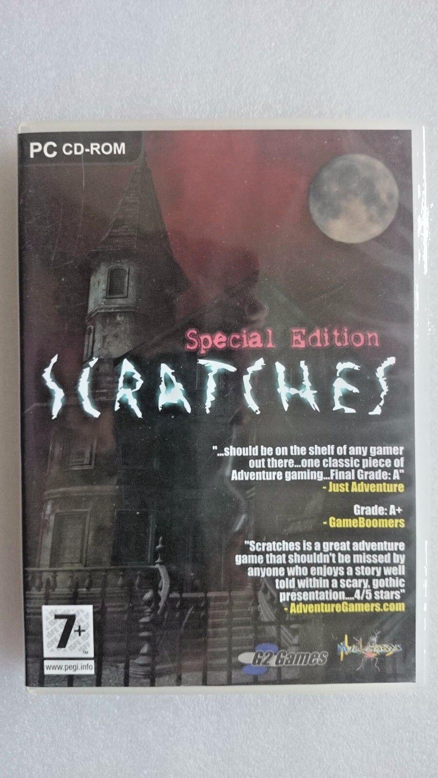 Scratches (PC: Windows, 2006)