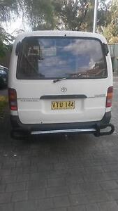 Toyota HiAce LWB van two months REGO and PINK slip till Feb 2018 Quakers Hill Blacktown Area Preview