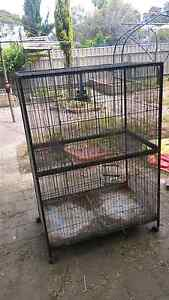 Used rat cage. Tall w/wheels Morphett Vale Morphett Vale Area Preview