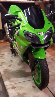 2002 zx6r (636) Stockport Clare Area Preview