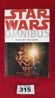 B315 Star Wars Omnibus - Rise Of The Sith