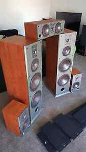 Speakers Hi-Fi home theatre Carine Stirling Area Preview