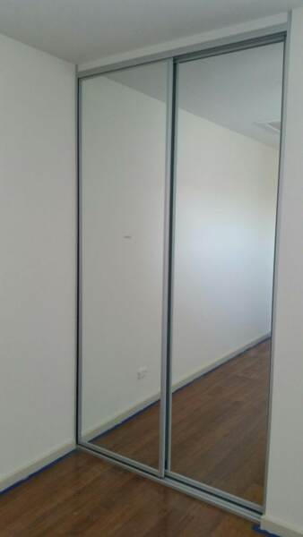 Wardrobe Sliding Doors Made To Measure Diymirrorpanel Glas