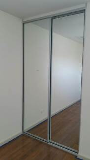 Wardrobe Sliding Doors **Made to Measure** diy,mirror,panel ,glas Melbourne CBD Melbourne City Preview