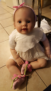 Reborn Baby Doll- 9 month old toddler approx 26 inches Mount Waverley Monash Area Preview