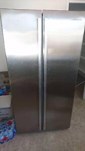 Stainless steel fridge Clarkson Wanneroo Area Preview