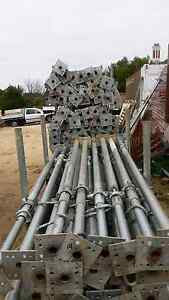 Used galvanized acrow formwork props  $35 Malaga Swan Area Preview