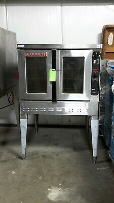 Used Blodgett Dfg-100 Single-deck Natural Gas Convection Oven
