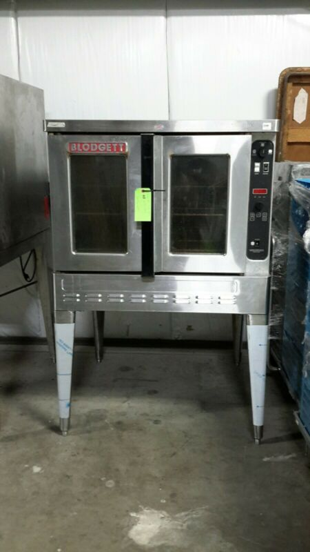 Used Blodgett DFG-100 Single-Deck, Natural Gas Convection Oven