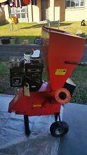 Parklander Chipper shredder mulched, Briggs & Stratton 6Hp engine Miranda Sutherland Area Preview