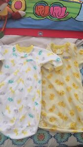 Carters sleeping bags 9months Adamstown Heights Newcastle Area Preview