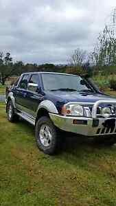 2006 Nissan navara dual cab ute Ballarat Central Ballarat City Preview