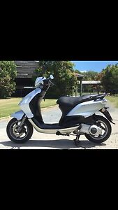 2008 PIAGGIO FLY 125cc SCOOTER LOW KLM Nerang Gold Coast West Preview