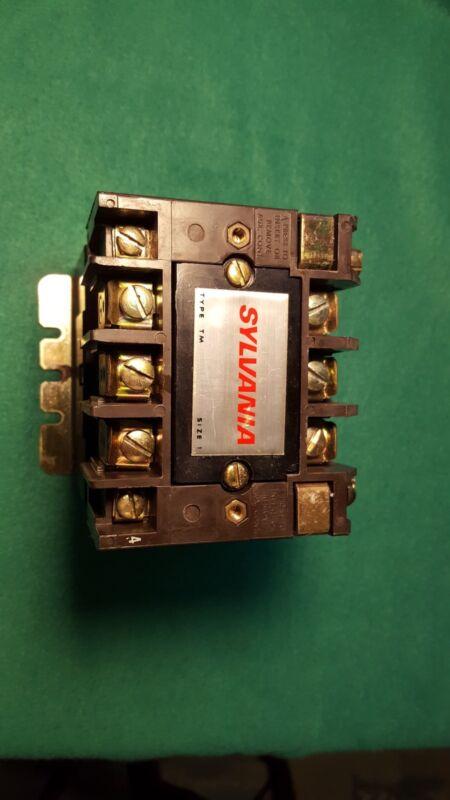 Sylvania Contactor   177U031