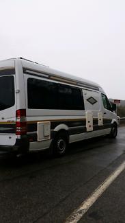 Mercedes Sprinter Motorhome Paradise Campbelltown Area Preview