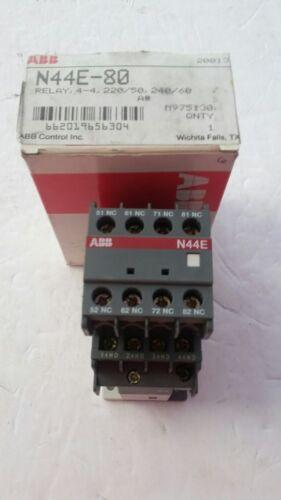 ABB  N44E-80 RELAY