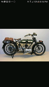 WANTED VINTAGE BSA PARTS H2 557CC SIDE VALVE Heatherbrae Port Stephens Area Preview