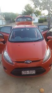 Ford Fiesta CL 2011 Kelso Townsville Surrounds Preview