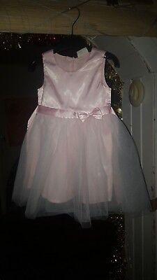 Schöne Mädchen Kleid Zebralino    Gr. 98  Ab 5 auktionen portofrei    ()