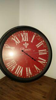 Vintage paris clock Coomera Gold Coast North Preview