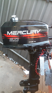 Outboard motor Adelaide CBD Adelaide City Preview