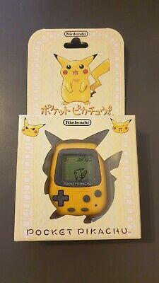 Pocket Pikachu Nintendo 1998 - POKEMON - NEUF NEW