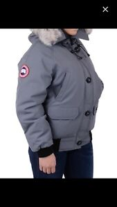 Canada goose jacket. Size large women.