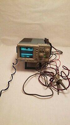 Tektronix 222 Digital Storage Oscilloscope W Probesmanualpower Supply