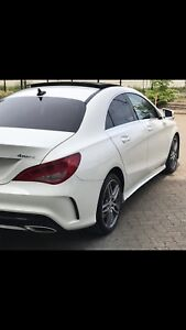 Mercedes-Benz CLA250 4MATIC Coupe