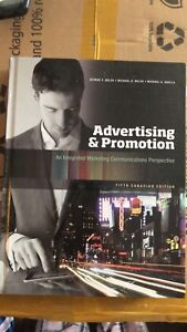 Advertising & Promotion: 5th canadian edition