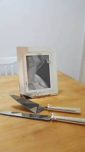 """BRAND NEW Kate Spade Photo Frame (5""""x7"""") & 2pc Serving Set Maroubra Eastern Suburbs Preview"""