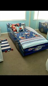 Car bed with mattress and cupboard Wollongong Wollongong Area Preview