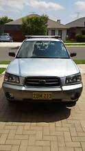 2003 Subaru Forester XS LOW KMS, 3 months rego, Auto, Air + more! Quakers Hill Blacktown Area Preview