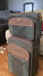 Both luggage for $20