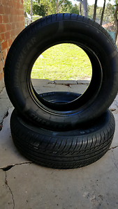 ONE PAIR OF 205/65/R15 TYRES Birmingham Gardens Newcastle Area Preview