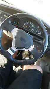 Wanting to swap steering wheels Thabeban Bundaberg City Preview